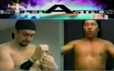 Match of the Day: Apolo Dantes Vs. Negro Casas (1998)