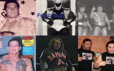 This day in lucha libre history… (January 31)