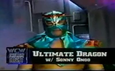 Match of the Day: Ultimo Dragon Vs. Super Calo (1997)
