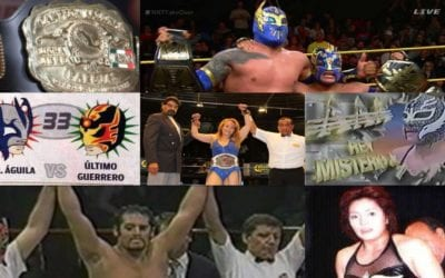 This day in lucha libre history… (September 11)