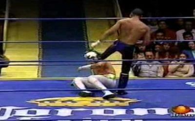 Match of the Day: Rocky Romero Vs. Volador Jr. (2003)