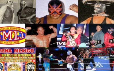 This day in lucha libre history… (September 13)