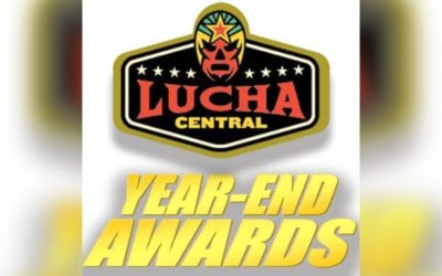 Lucha Central 2020 Year-End Winners