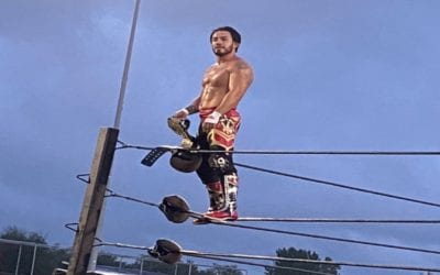 Warrior Wrestling Stadium Series Tag 1 in Chicago Results (09/12/2020)