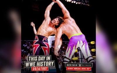 Match of the Day: Eddie Guerrero Vs. Chris Jericho (1997)