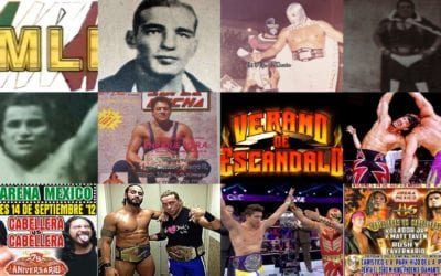 This day in lucha libre history… (September 14)