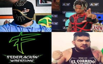 Ráfaga Luchística: Cinta de Oro arremete contra WWE, Lio Rush se retira, Federación Wrestling, Fresero Jr. suspendido en Tijuana y más
