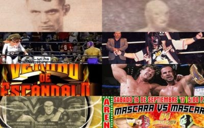 This day in lucha libre history… (September 16)