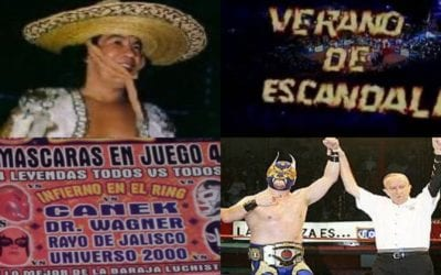 This day in lucha libre history… (September 17)
