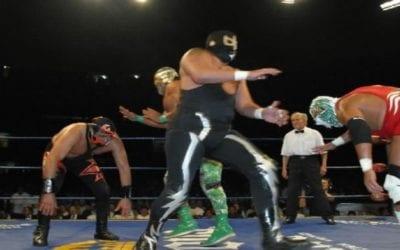 Match of the Day: Canek Vs. Dr. Wagner Jr. Vs. Rayo de Jalisco Jr. Vs. Universo 2000 (2004)