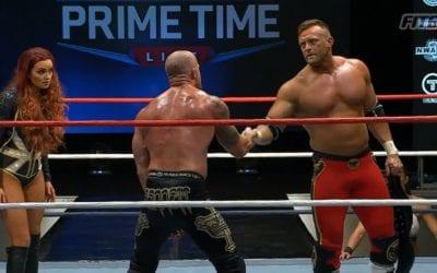 Resultados de United Wrestling Network Prime Time Live en Long Beach (15/09/2020)
