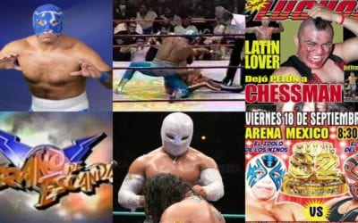 This day in lucha libre history… (September 18)
