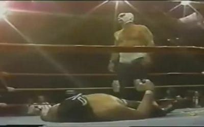 Match of the Day: Rayo de Jalisco Jr. Vs. Cien Caras (1990)