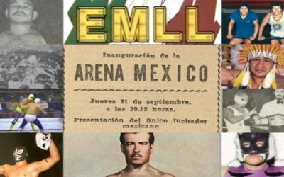 This day in lucha libre history… (September 21)