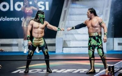 Ultimo Guerrero and Bandido are Out of the CMLL 87th Anniversary Show, They Both Tests Positive for Covid-19