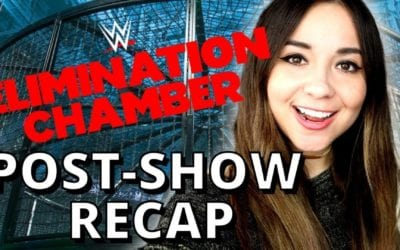 LIVE: WWE Elimination Chamber 2021 Post-Show Review