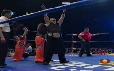 Match of the Day: Los Infernales Vs. La Familia de Tijuana (2002)