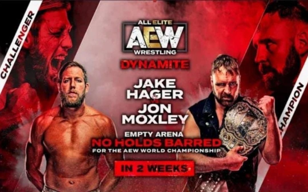 AEW Dynamite in Norcross Results (04/01/2020)