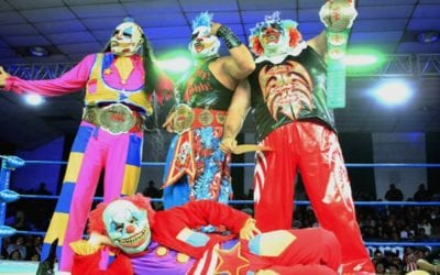 Match of the Day: Psycho Circus Vs. El Consejo (2013)