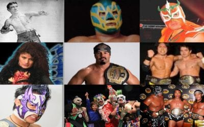 This day in lucha libre history… (February 18)