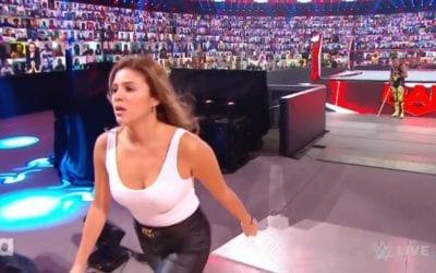 WWE Monday Night RAW in Orlando Results (09/28/2020)