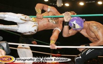 Match of the Day: Mistico Vs. Black Warrior (2006)