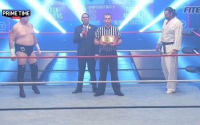 Resultados de United Wrestling Network Prime Time Live en Long Beach (29/09/2020)