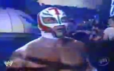 Match of the Day: Rey Mysterio & Hardcore Holly Vs. JBL & Mr. Kennedy (2005)
