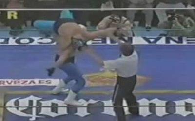 Match of the Day: Atlantis Vs. Mano Negra (1993)