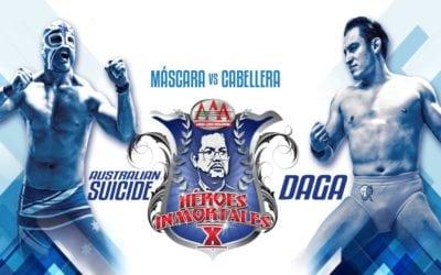 Match of the Day: Daga Vs. Australian Suicide (2016)
