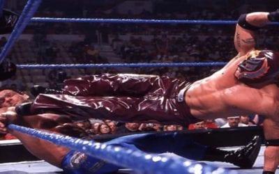 Match of the Day: Rey Mysterio Vs. Chris Benoit (2002)
