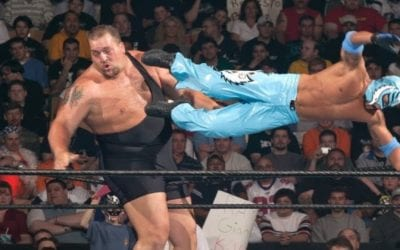 Match of the Day: Rey Mysterio Vs. Big Show (2003)