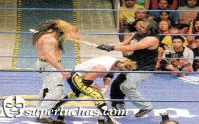 Match of the Day: Rey Bucanero & Tarzan Boy Vs. Damian 666 & Mr. Aguila (2006)