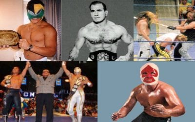 This day in lucha libre history… (April 28)