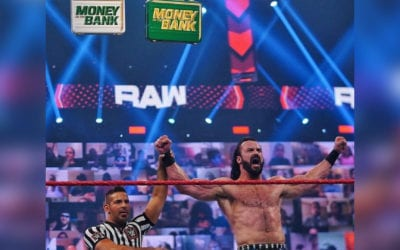 WWE Monday Night RAW in Tampa Results (06/28/2021)