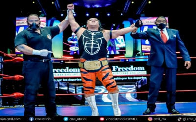 CMLL Tuesday Live Show at the Arena Mexico Results (06/29/2021)