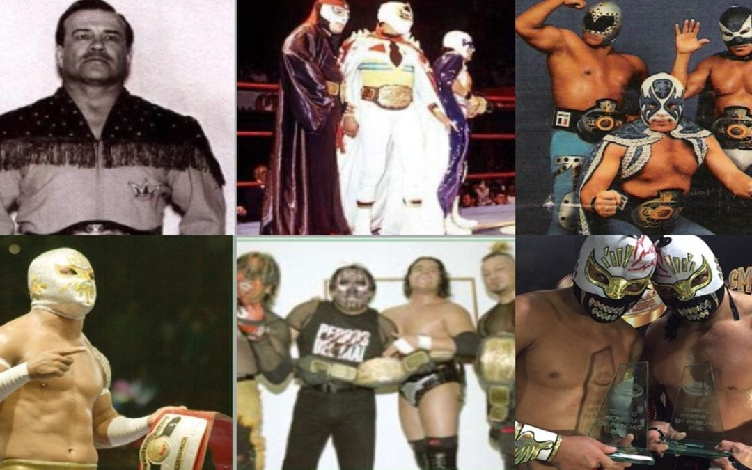 This day in lucha libre history… (April 29)