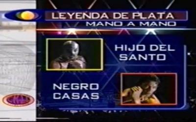 Match of the Day: Negro Casas Vs. El Hijo del Santo (2000)