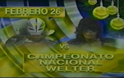 Match of the Day: Rey MysterioVs. Heavy Metal(1993)