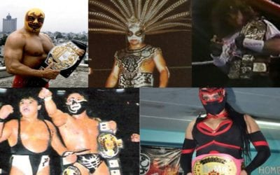 This day in lucha libre history… (February 26)