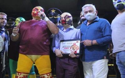 IWRG Festival de las Mascaras at Arena Naucalpan Results (07/04/2021)