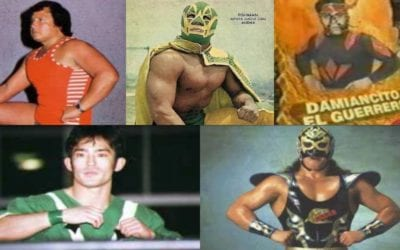 This day in lucha libre history… (February 27)