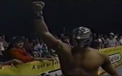 Match of the Day: Octagon, Rey Mysterio & Super Muñeco Vs. Los Payasos (1995)