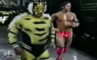 Match of the Day: Papi Chulo & Alfonso Dantes Vs. El Felino & Armando Fernandez (1999)