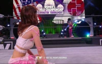 AEW Women's Eliminator Tournament, Japanese Final and Riho vs. Thunder Rosa Review (02/28/2021)