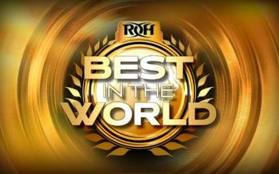 Cartelera y horarios de ROH Best in the World para Latino América