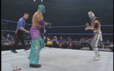 Match of the Day: Ultimo Dragon Vs. Rey Mysterio (2003)