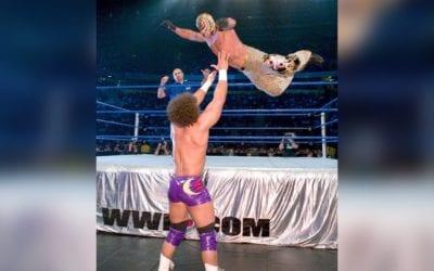 Match of the Day: Rey Mysterio Vs. Carlito (2004)