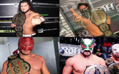 Ring of Honor: Lucha Libre's Home in America