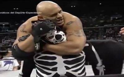 Match of the Day: Konnan Vs. La Parka (1998)
